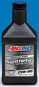 Amsoil synthetic petrol engine oils for Amsoil 5w30 signature series 100 synthetic motor oil