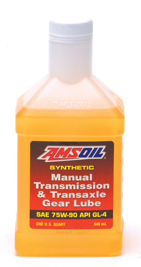 Amsoil Manual Transmission Amp Transaxle Gear Lube 75w 90